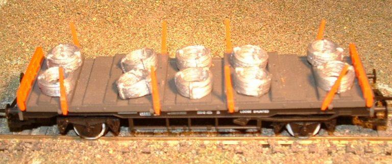 W152 WIRE COILS