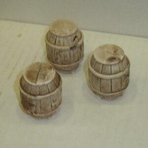 g three barrels